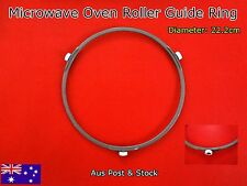 Microwave Oven Roller Guide Ring Turntable Support Plate Rotating 22.2cm (A64)