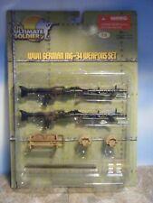 21st Century Toys Ultimate Soldier Street Heat Series II Weapon Gun Set 1 6