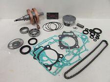 HONDA CRF 250R ENGINE REBUILD, CRANKSHAFT, NAMURA PISTON, GASKETS 2010-2013