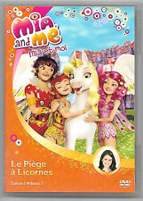 MIA AND ME , MIA ET MOI - LE PIEGE A LICORNES / DVD COMME NEUF