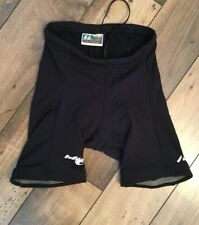 Men's Nashbar Padded Cycling Shorts .Black .Size Small. Made In USA