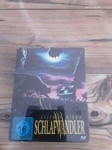 Stephen Kings Schlafwandler Steelbook Blu Ray Neu & OVP Horror Thriller