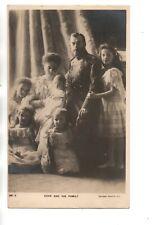 Czar (Nicholas II) and his Family