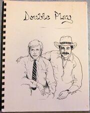 """Simon & Simon Fanzine """"Double Play 1"""" Gen"""