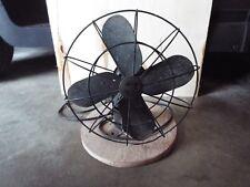 Original Working Vintage Antique Westinghouse Desk Fan - TA-12 -#1232352