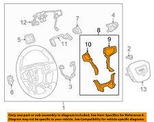 GMC GM OEM 17-18 Acadia Steering Wheel-Trim Cover 84050795
