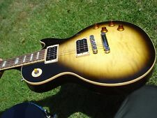 2008 Gibson Les Paul Slash Vintage Burst Limited Flametop 9.1 lbs.