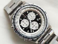 Vintage Men Watch Breitling Navitimer Jupiter Pilot Chronograph Ref A59027