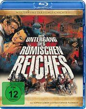 DER UNTERGANG DES RÖMISCHEN REICHES - Sophia Loren, James Mason   BLU-RAY NEU