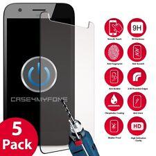 For Gigabyte GSmart Elite - 5 Pack Tempered Glass Screen Protector