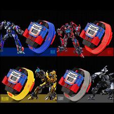 Montre transformable en robot.Transforwatch à affichage numérique ( 4 couleurs )
