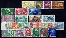 Schweiz o  MiNr 518 - 544 Jahrgang 1949 komplett