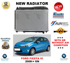 FOR FORD FIESTA VI RADIATOR 2008->ON 1.25 1.4 LPG 1.6 Ti NEW ** OE QUALITY  **