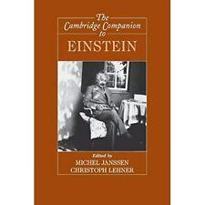 Cambridge Companion to Einstein Michel Lehner Paperback Cambridge… 9780521535427