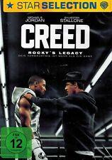 DVD NEU/OVP - Creed - Rocky's Legacy - Michael B. Jordan & Sylvester Stallone