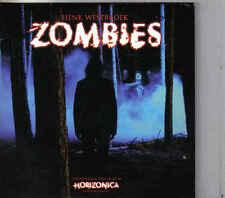 Henk Westbroek-Zombies cd single incl videoclip