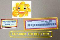 Canon FC7-0091- ITB Intermediate Transfer Belt - IRC4080 C4580 C5180 C5185