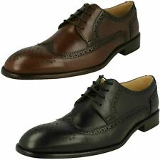 Anatomic Mens Brogue Detailed Shoes Giorgio