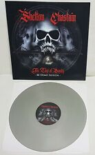 Shelton Chastain The Edge Of Sanity Silver Vinyl Record manilla road david mark