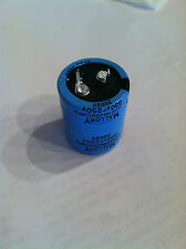 New Mallory 330UF 250V Aluminum Electrolytic snap in capacitors