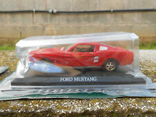 FORD MUSTANG 1°SERIE  SCALA 143