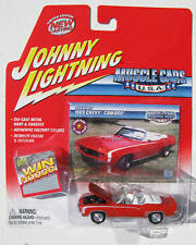 JOHNNY LIGHTNING MUSCLE CARS USA 1969 CHEVY CAMARO RS SS CONV. #29