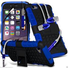 Fundas y carcasas Para iPhone X color principal azul de plástico para teléfonos móviles y PDAs