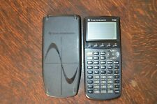 Texas Instruments Ti-86 Graphing Calculator w/ Cover *Tested Works*