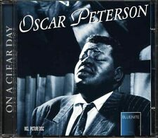 SEALED NEW CD Oscar Peterson - On A Clear Day