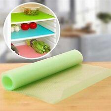 JINDIN Kitchen Silicone Refrigerator Pads Fridge Shelf Liner Keeping Vegetables