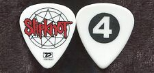 SLIPKNOT 2009 Hope Tour Guitar Pick!!! JAMES JIM ROOT #4 custom concert stage
