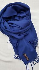 Plain Pashmina  cotton/cashmere blend soft feel scarf from Turkey  NEW STOCK!!!
