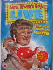 Mrs Brown's Boys LIVE: How Now Mrs Brown Cow (DVD, 2015) NEW SEALED Region 2 PAL