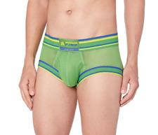 C-IN2 Men's Scrimmage Fly Front Brief -  SIZE L Underwear