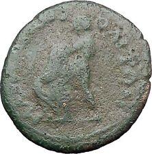 SEPTIMIUS SEVERUS Marcianopolis  Ancient Roman Coin Nemean Lion Hercules i48520