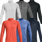 Under Armour Mens UA Tech 2.0 1/2 Zip Breathable Sweater Sports Top / NEW 2021