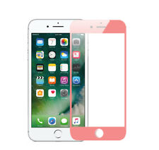 2x New Screen Protector Film 3D Hard Tempered Glass Guard For Apple iPhone 6 7 8