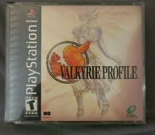 Valkyrie Profile (Sony PlayStation 1, 2000) Enix