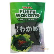 Wel Pac Wakame 56,7g Getrocknete Algen Wakame Algen für Miso Suppe, Salat...