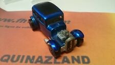 Hot Wheels 1932 Ford Vicky Redline made in USA version bleue (B1)