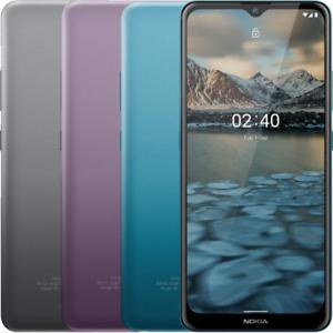 "Nokia 2.4 Dual-Sim - 32GB 64GB All Colours - Unlocked Grade A++ ""eBay Certified"""