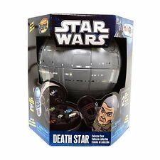 STAR WARS MIGHTY BEANZ DEATH STAR COLLECTOR CASE NEW! RARE BEANS  #92  #93