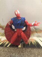 Scarlet Spider KB Spiderman Classics Exclusivo Marvel Leyendas