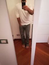 stock  AUTHENTIC shirt longsleeve 3/4 maglia Dsquared² XL 54  52 74GC0605