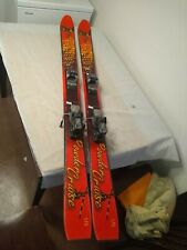 Atomic Powder Cruise 170cm Big Mountain Wide Skis w/marker Twingam bindings