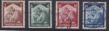 Germany 1935 # 448-51 Return of the Saar to Germany - Set of 4 - Used