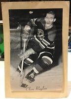 1945/64 Group 2 Beehive Hockey Photo Clare Raglan Chicago Blackhawks