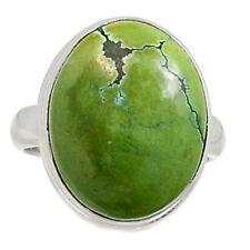 Tibetan Turquoise 925 Silver Ring Jewelry s.8 TQSR1637