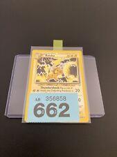 Pokémon Neo Revelation Unlimited Raichu 21/64 MINT/NM Nintendo Rare WOTC 1999