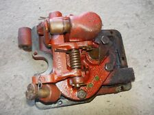 Farmall H Ihc Tractor Original Working Hydraulic Belly Pump Assembly With Cover